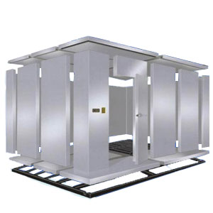 Montažne hladilne in zamrzovalne komore