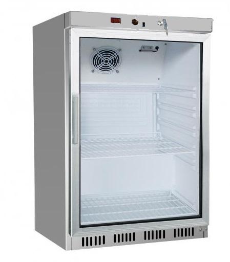 Podpultni hladilnik za shranjevanje živil  ER 200 SS G