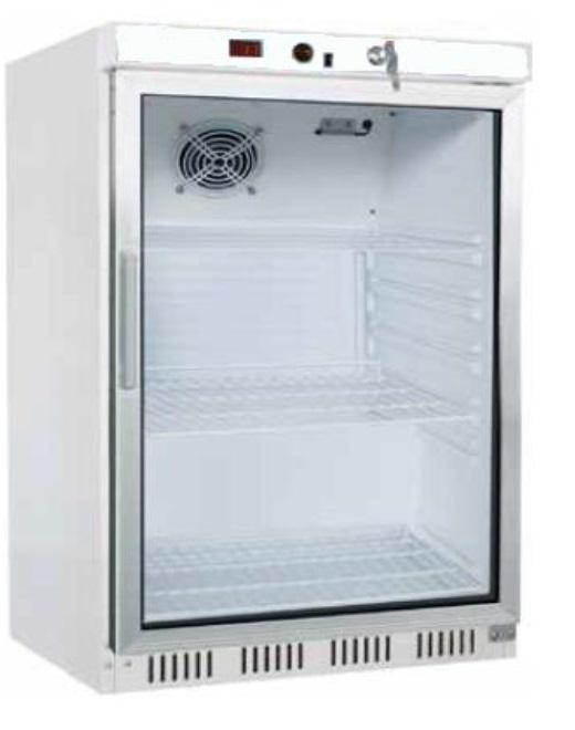 Podpultni hladilnik za shranjevanje živil  ER 200 G