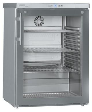 Podpultni - vgradni hladilnik za shranjevanje živil  LIEBHERR FKUv 1663 Premium