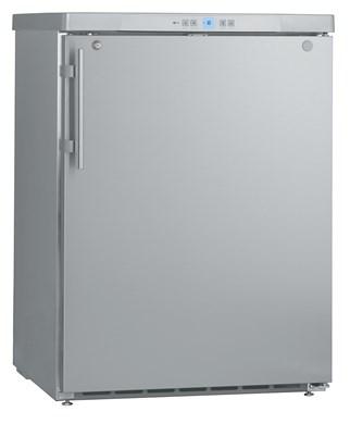 Podpultni - vgradni zamrzovalnik za shranjevanje živil  LIEBHERR GGU 1550 Premium