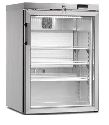 Podpultni hladilnik za shranjevanje živil  HO 150 SS G