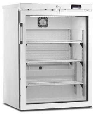 Podpultni hladilnik za shranjevanje živil HO 150 W G