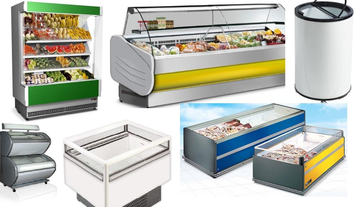 trgovinska oprema - hladilna oprema