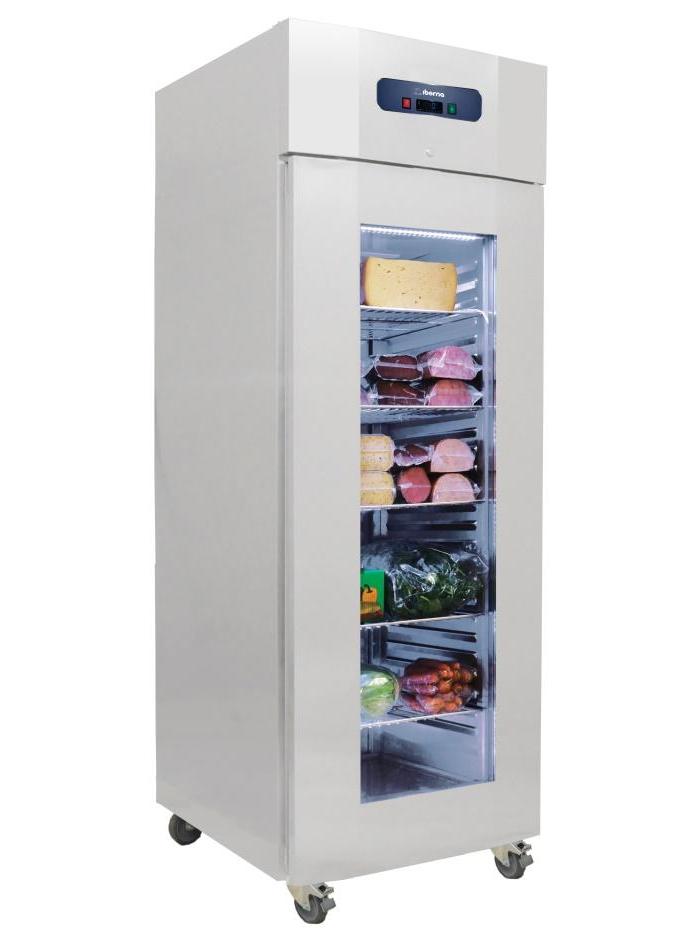 Hladilna omara za medicino, farmacijo in laboratorije AF 14 MID TN PV MED - steklena vrata