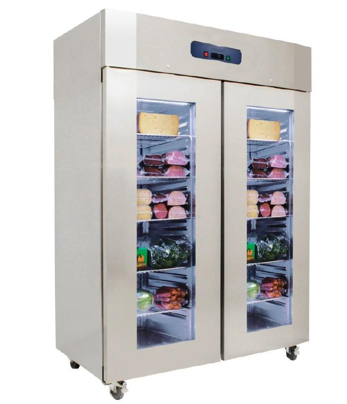 Hladilna omara za medicino, farmacijo in laboratorije HOM 1400 SS G