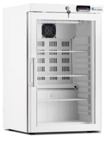 Hladilnik za medicino, farmacijo in laboratorije HO 66 W G MED