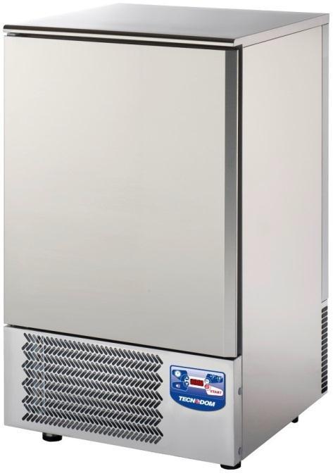 Hitri hladilnik in zamrzovalnik - šoker Model AT – (GN 1/1 in 60x40) AT 10 ISO P