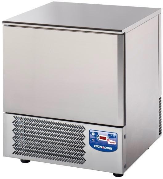 Hitri hladilnik in zamrzovalnik - šoker Model AT – (GN 1/1 in 60x40) AT 05 ISO