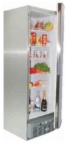 Hladilnik za shranjevanje živil HO 400 W