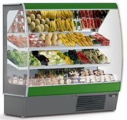 Stenska vitrina CAPRI FV - za sadje in zelenjav