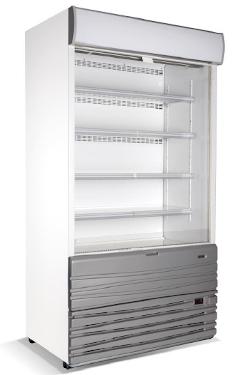 Odprti hladilnik BRINA 100