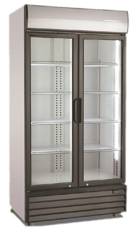 Hladilnik pijač z drsnimi vrati SD 802 SL