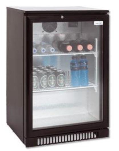 Podpultni hladilnik za pijačo SC 140 H