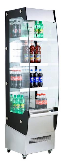 Odprti hladilnik OFC 220