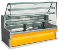 Hladilna vitrina za prodajo slaščic  RIVO VD 280
