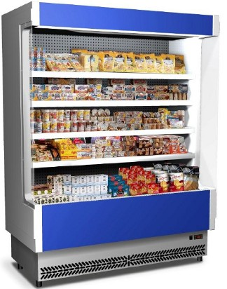 Stenske vitrine SPEED 80 SL
