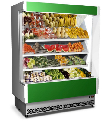 Stenske vitrine SPEED 80 FV