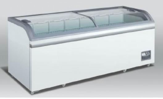 Zamrzovalna skrinja za prodajalne XS 801