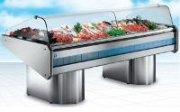 Vitrina ATLANTIDE za prodajo rib